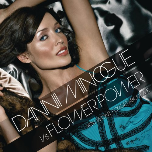 Dannii Minogue vs Flower Power - You Won't Forget About Me (Australian 5 track) CD single