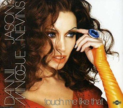 Dannii Minogue vs. Jason Nevins- Touch Me Like That (CD single)