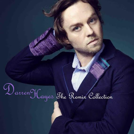 Darren Hayes ( Savage Garden ) The Remix Collection CD