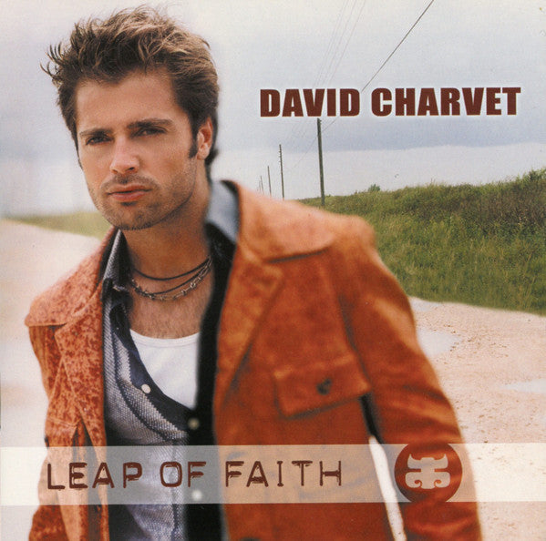 David Charvet - Leap Of Faith (Import CD) Nouvelle Edition Used