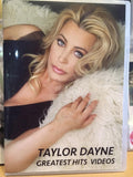 Taylor Dayne - Greatest Hits Videos DVD (NTSC)