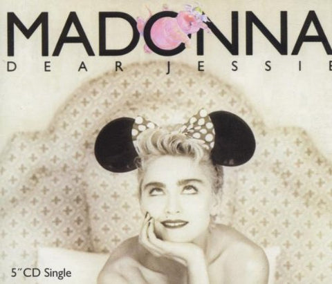 Madonna - Dear Jessie (Import CD single) Used