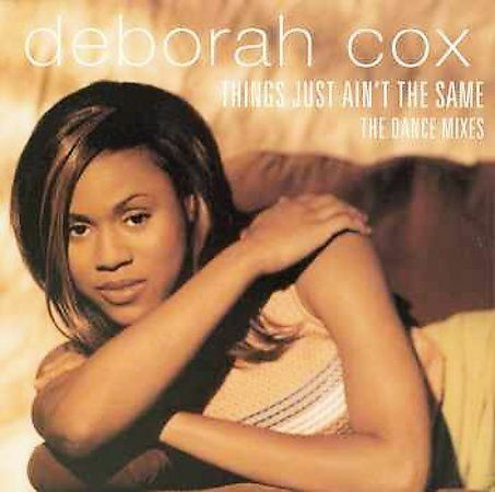 Deborah Cox - Things Just Ain't The Same (USA maxi remix CD single) Used