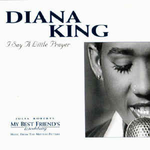 Diana King - I Say A Little Prayer (USA Maxi CD single) Used
