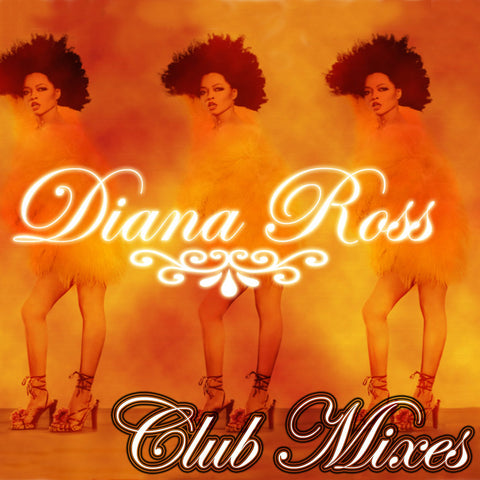 Diana Ross Club Mixes CD