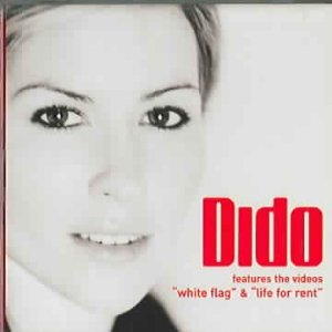 DIDO - White Flag DVD single (Used)
