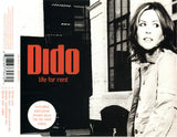 Dido - Life For Rent - Import CD Maxi-Single