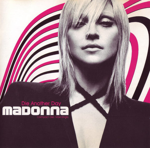 Madonna - Die Another Day - US Maxi single  (Used)