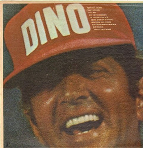 Dean Martin - DINO (Sears exclusive) LP VINYL