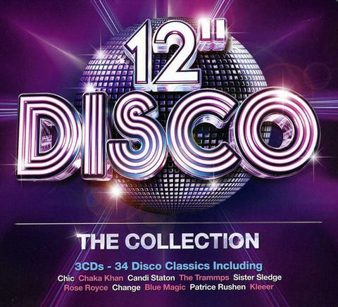 "12"" Disco The Collection (3CD) Import set - New"
