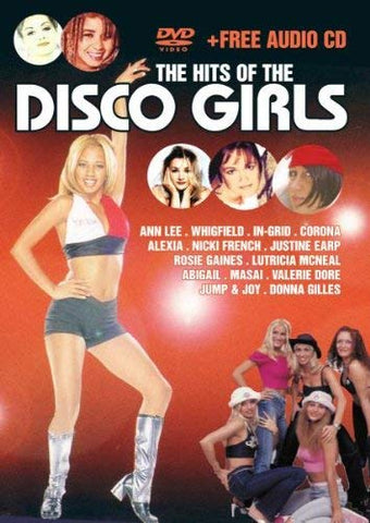 Disco Girls  - The Hits on DVD and bonus CD (Used)