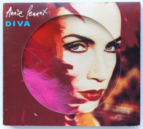 Annie Lennox: Diva Limited Edition US 2CD Set (Album + Interview Disc) 1992  (Used)