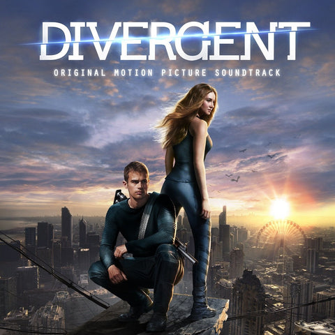 Divergent Soundtrack CD (New)
