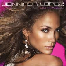 Jennifer Lopez [J.Lo] -  Do It Well CD Single PROMO