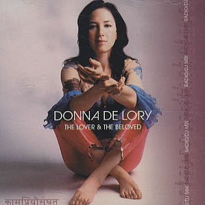 Donna De lory [Delory] the lover & the Beloved REMIXED  CD  (used)