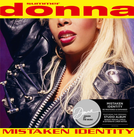 Donna Summer - Mistaken Identity (re-mastered & expanded edition) CD