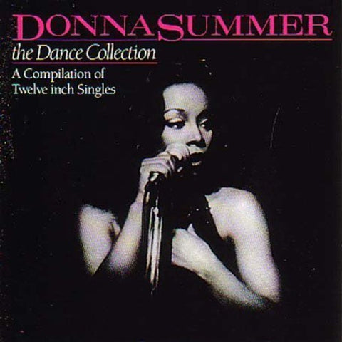 "Donna Summer - The Dance Collection 12"" CD (New)"