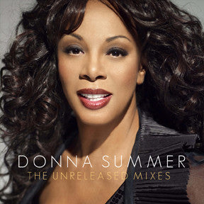 Donna Summer - Unreleased 90's + REMIXES CD