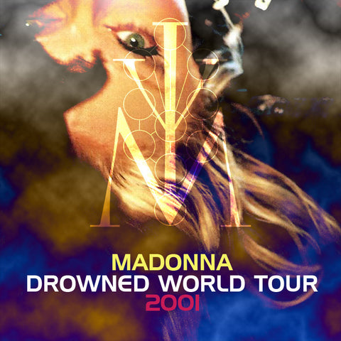 MADONNA Drowned World LIVE Tour LIVE (2x CD + bonus)