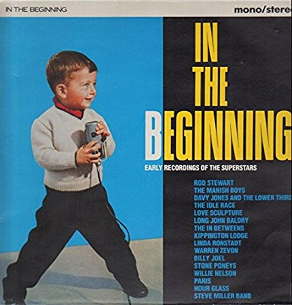 In The Beginning - Early recordings of the Superstars LP VINYL