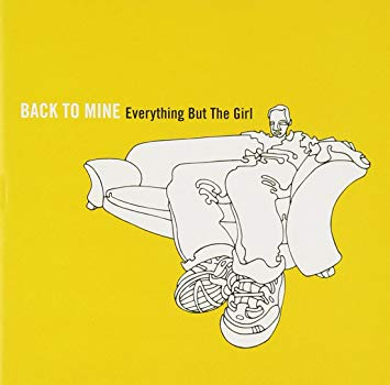 Everything But The Girl - Back To Mine (DJ Mix) CD - Used
