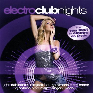 Electro Club Nights 2 CD - Various