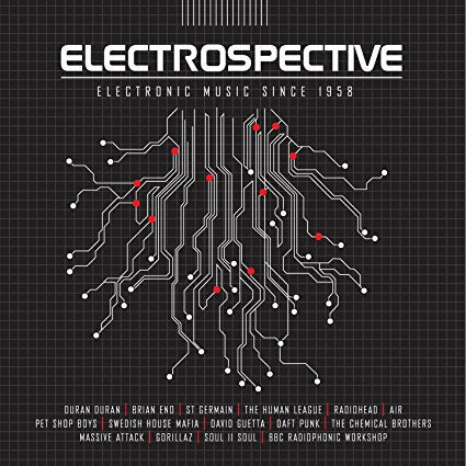 Electrospective - Various Artist CD (Used)