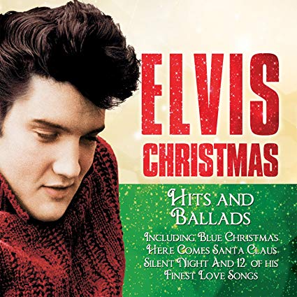 Elvis Christmas - Christmas + Hits and his finest Ballads (CD)