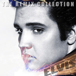 Elvis Presely REMIXED (SALE) CD