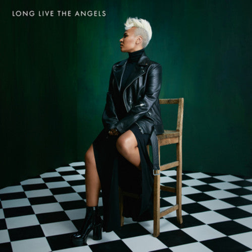 Emeli Sande - Long Live the Angels (USA Deluxe) NEW