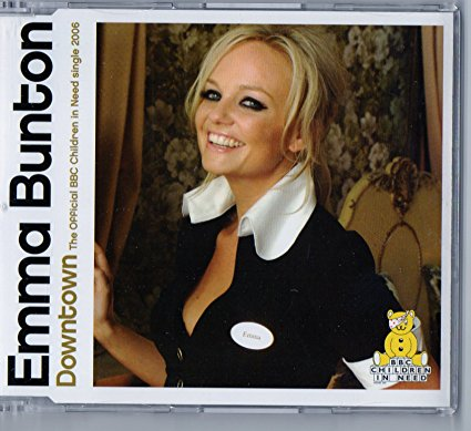 Emma Bunton - Downtown (Import CD Single) New