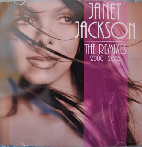 Janet Jackson Remixes 2000-2005 CD