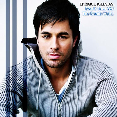 Enrique Iglesias: The REMIX Collection vol. 1 CD