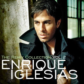 Enrique Iglesias REMIX Collection vol.2 CD
