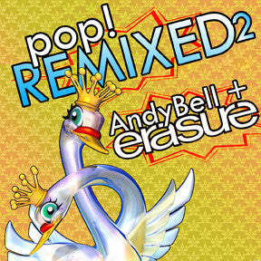 Andy Bell / Erasure POP REMIXES 2 (Double CD)