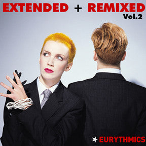 Eurythmics ( Annie Lennox ) Extended + Remixed vol. 2