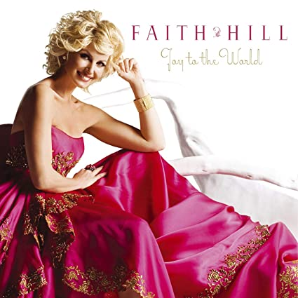 Faith Hill - Joy To The World - Used CD