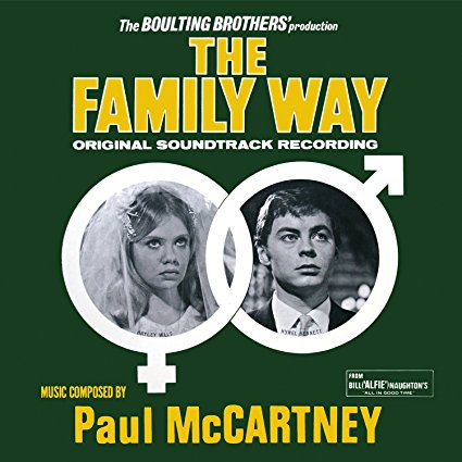 Family Way: Original Soundtrack Recording Limited Collector's Edition LP Reissued