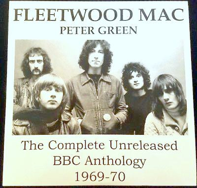 FLEETWOOD MAC - The Complete Unreleased BBC Anthology 1969-70  LP Vinyl
