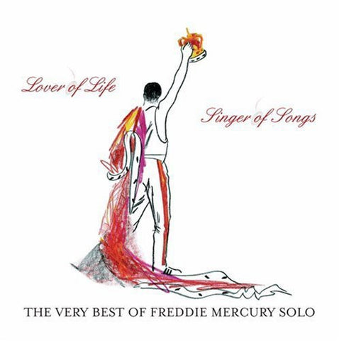 Freddie Mercury - Lover Of Life, Singer Of Songs: The Very Best Of Hits & MIXES CD