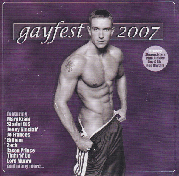 Gayfest 2007 Double CD