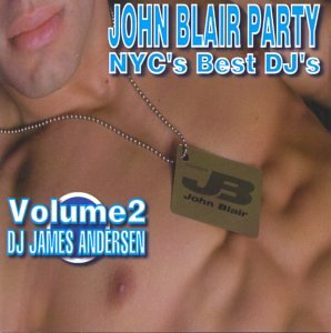 John Blair Party  NYC's Best DJ Vol. 2- Used CD