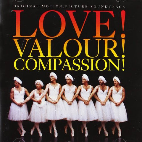 Love! Valour! Compassion!  soundtrack CD - Used