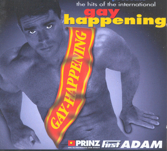 Gay Happening Best Of vol. 2 - CD