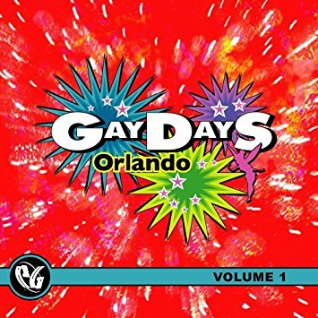 Party Groove: Gay Days Orlando vol.1 (Various artist) CD