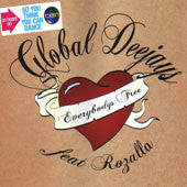 Global Deejays ft ROZALLA  - Everybody's Free 2009 CD single