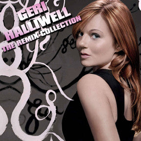 Geri Halliwell [spice girls] - REMIX Collection CD