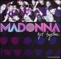 Madonna Get Together / I Love New York (USA Maxi) CD single (New)