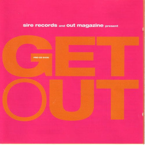 Get Out - SIRE Records presents - Various artist - Used CD