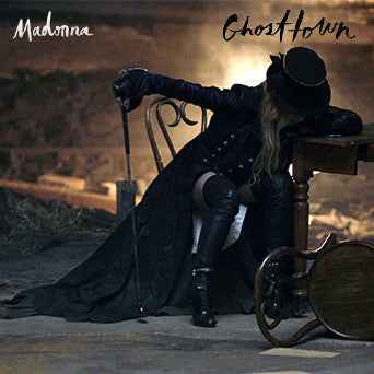 MADONNA Ghosttown Remix CD Single EP